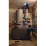 Отопление газовыми генераторами горячего воздуха