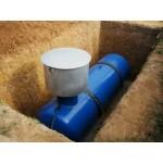 Газгольдер и газовый баллон: решение вопросов безопасности